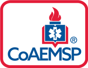 CoAEMSP paramedic education accreditation logo